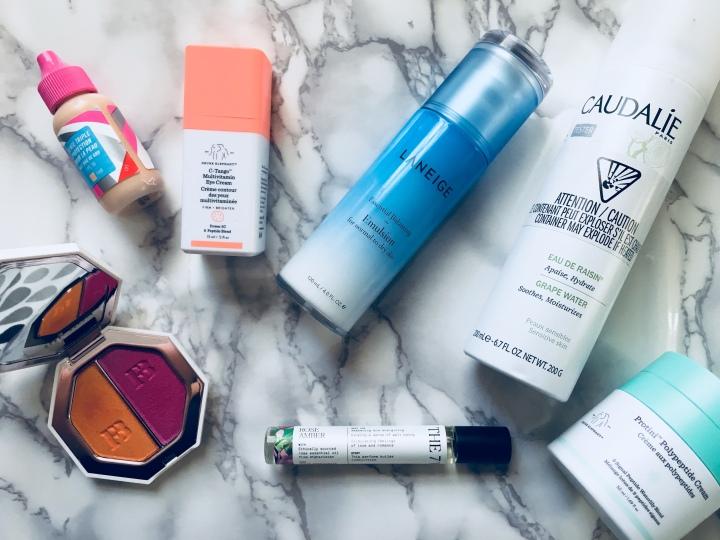 Current Beauty Favourites – June2018